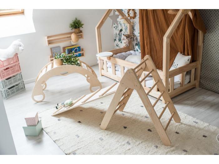 Ensemble complet Arche + Triangle + Rampe ALI