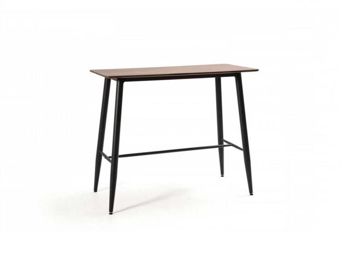 Table de bar KEN bois clair 120 x 60