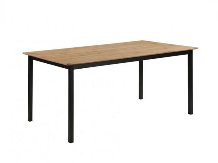 Table à manger ELIOTE 180cm Chêne
