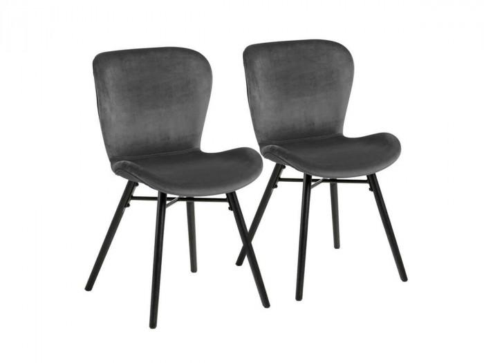Lot de deux chaises BALA