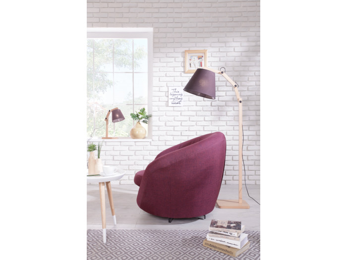 Fauteuil Marvin
