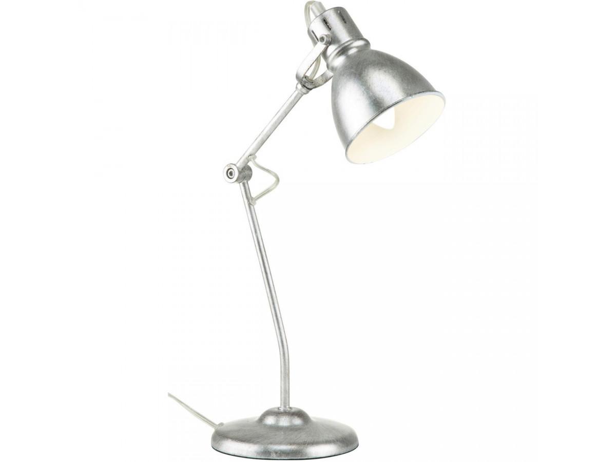Lampe de bureau réglable métal