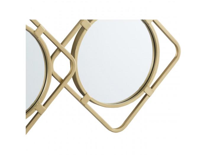 Miroir en losange Swords4