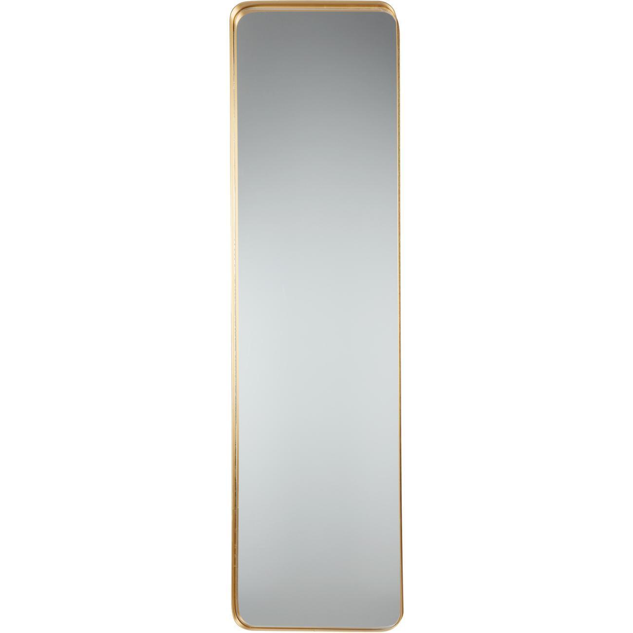 Miroir et tendance de forme rectangulairee en aluminium Stern1