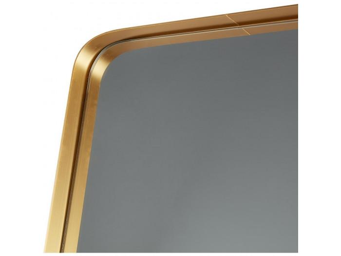 Miroir et tendance de forme rectangulairee en aluminium Stern4