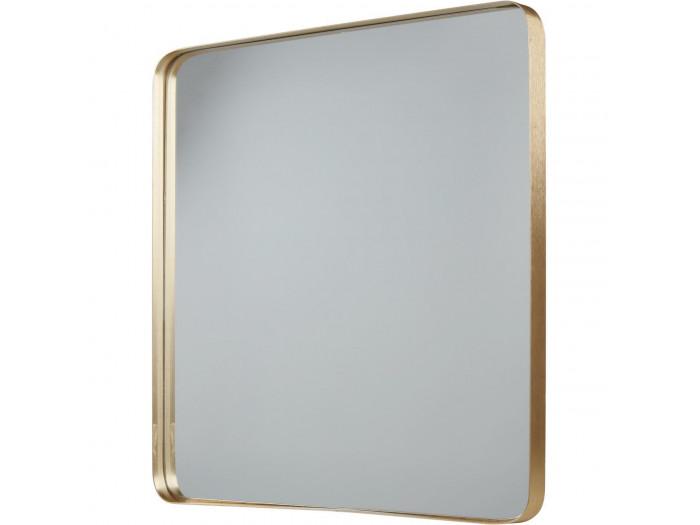 Miroir et tendance de forme rectangulairee en aluminium Coco3