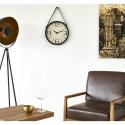 Horloge pour donner un look chic a votre interieur Borris2