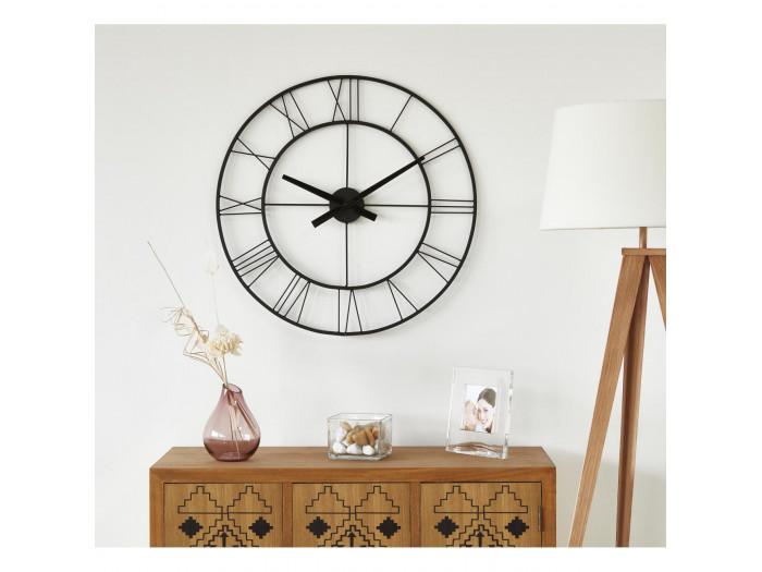 Horloge pour donner un look chic a votre interieur Charles2