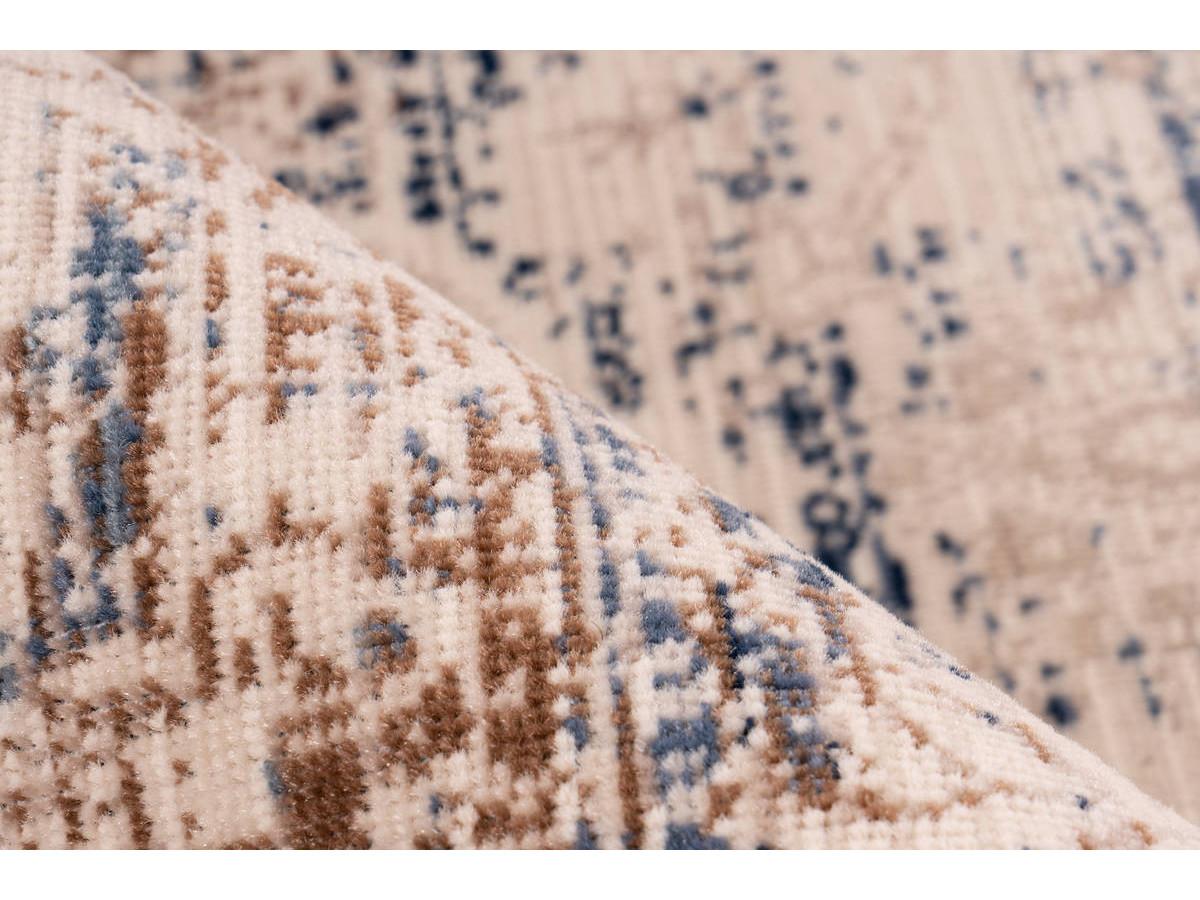 Tapis VIKI Crème 120cm x 170cm4