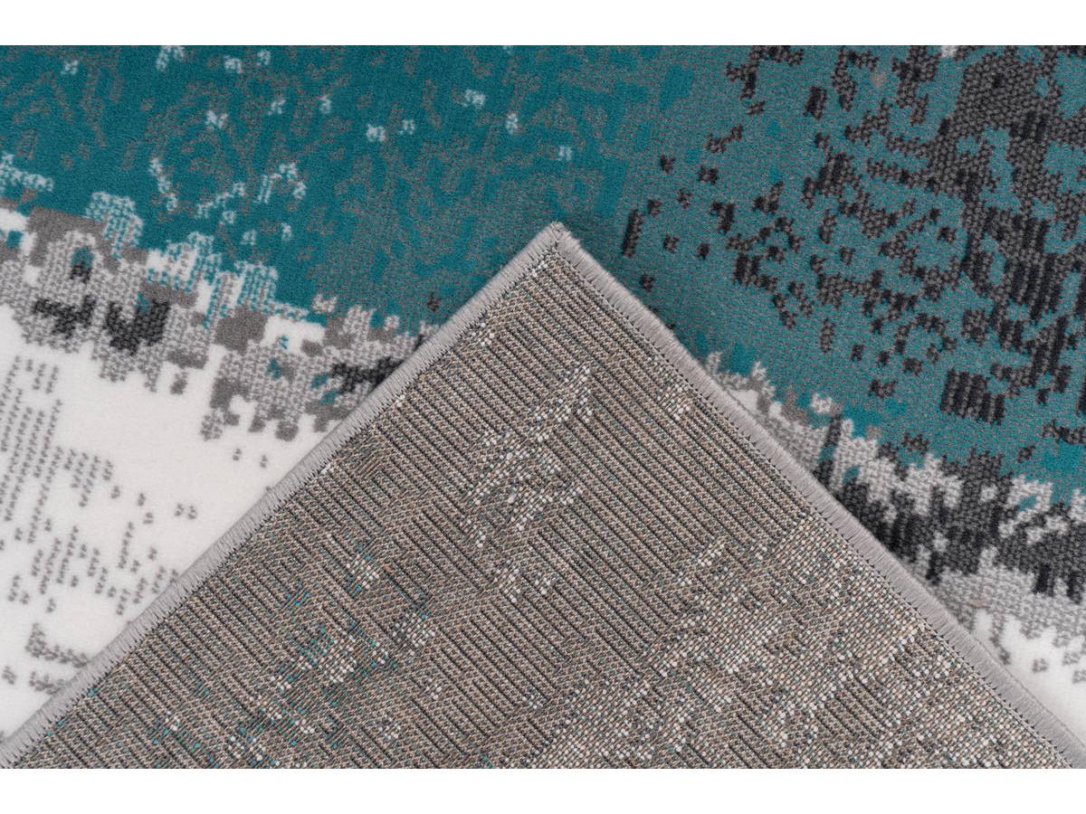 Tapis LUCIO Bleu 160cm x 230cm5