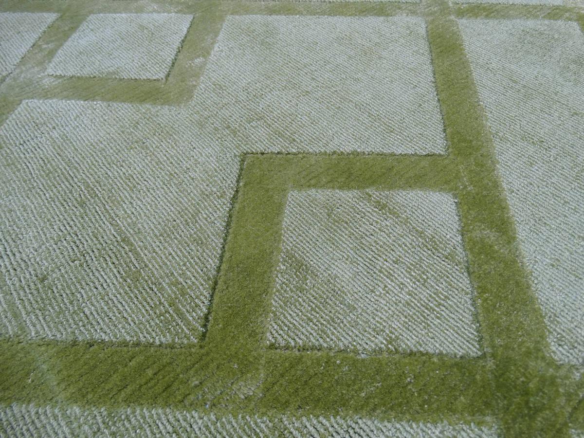 Tapis VENITTO Vert 200cm x 290cm4