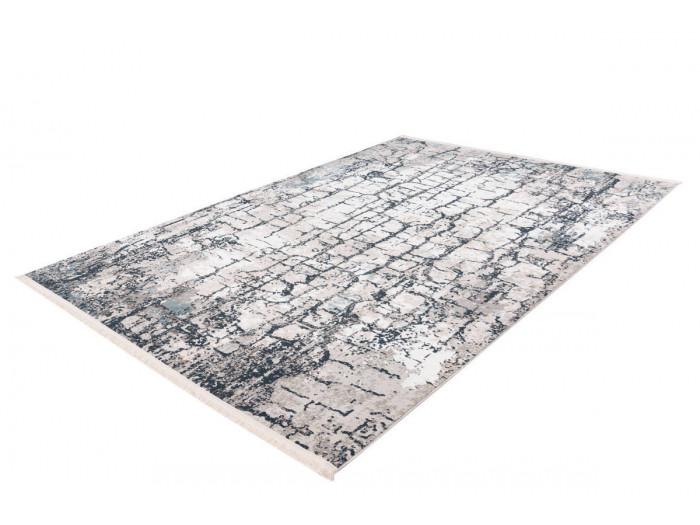 Tapis ARROW Gris / Bleu 160cm x 230cm