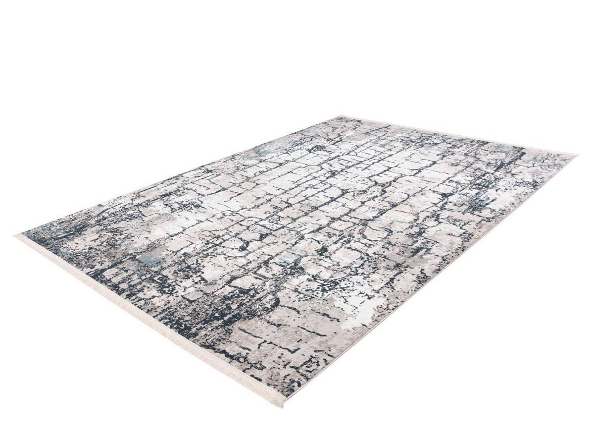 Tapis ARROW Gris / Bleu 200cm x 300cm2
