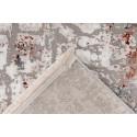 Tapis ARROW Gris / Rose saumon 160cm x 230cm5