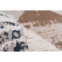 Tapis LORI Gris / Bleu 80cm x 150cm4