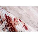 Tapis TORI Gris / Rose saumon 200cm x 300cm4