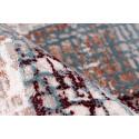 Tapis ZINEB Gris / Rose saumon 120cm x 180cm4
