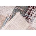 Tapis ZINEB Gris / Rose saumon 120cm x 180cm5