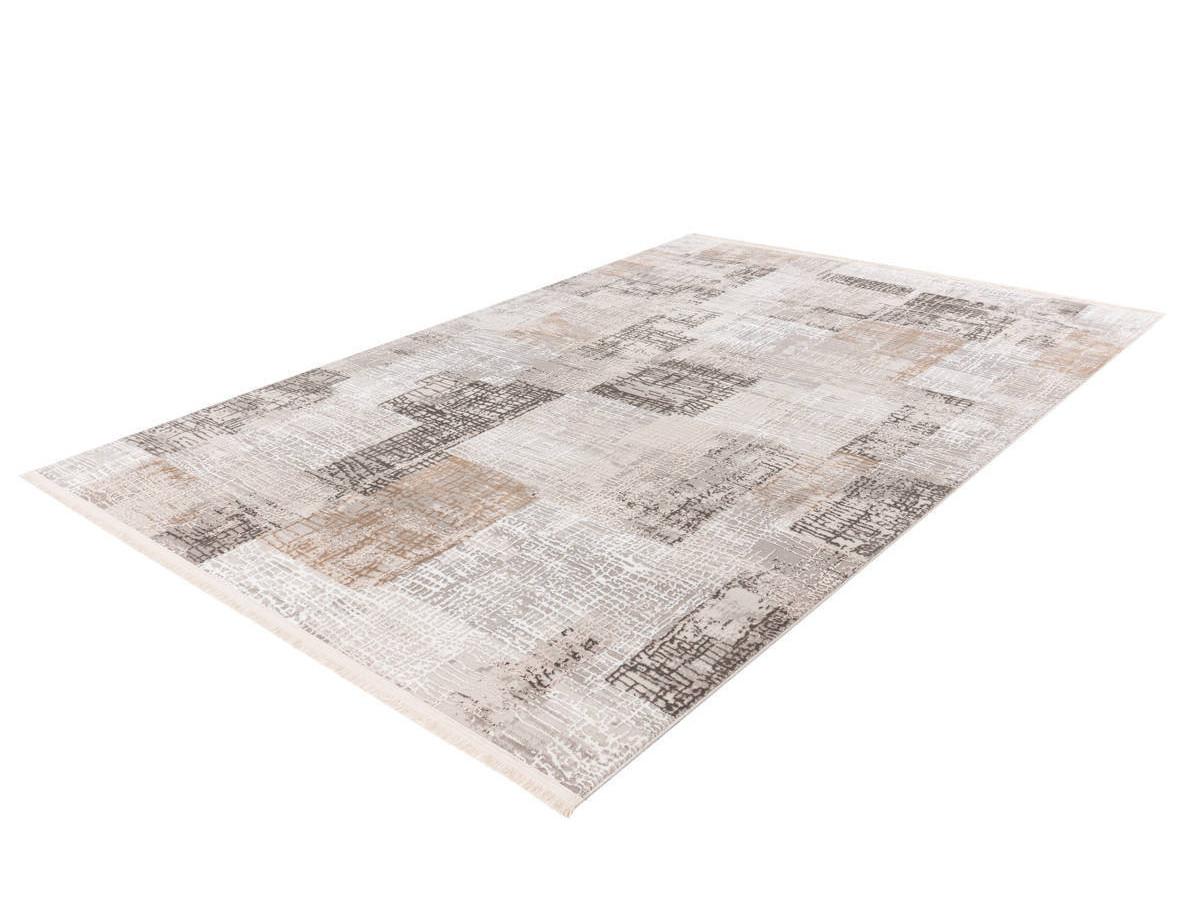 Tapis ZINEB Gris / Argenté 200cm x 300cm