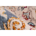 Tapis VIKI Blanc/ Bleu 80cm x 150cm4