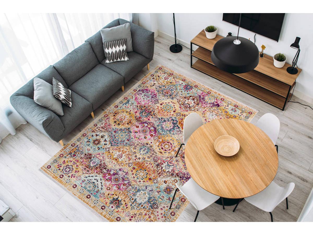 Tapis VIKI Multicolor 160cm x 230cm1