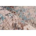 Tapis VERA Taupe / Turquoise 200cm x 290cm4
