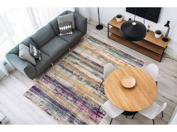 Tapis SANNY Multicolor 200cm x 290cm1