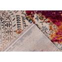 Tapis VIKI Multicolor / Rouge 80cm x 150cm5