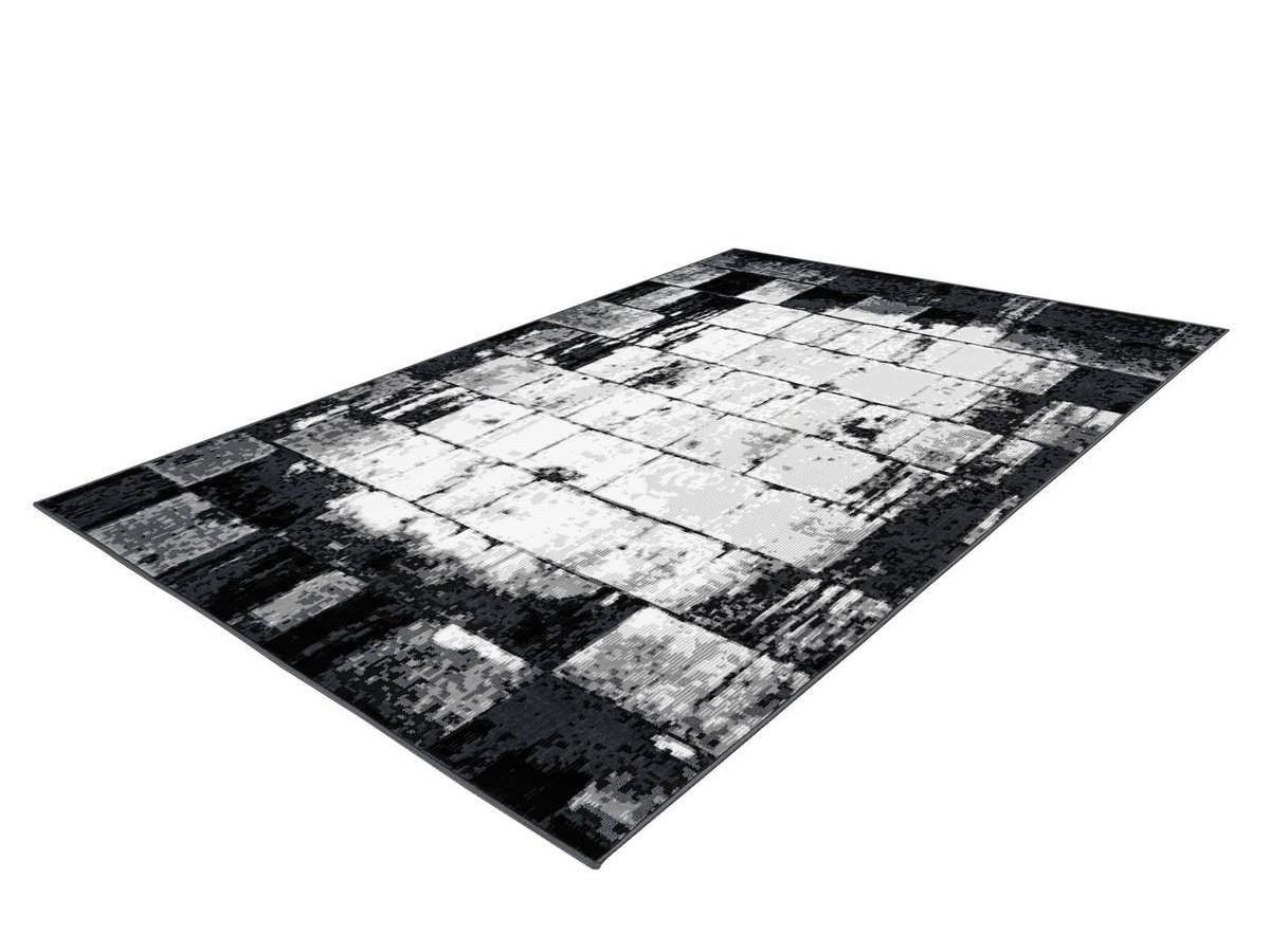 Tapis LUCIO Gris / Anthracite 160cm x 230cm