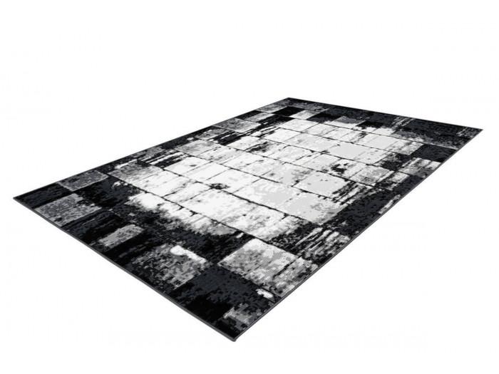 Tapis LUCIO Gris / Anthracite 80cm x 150cm