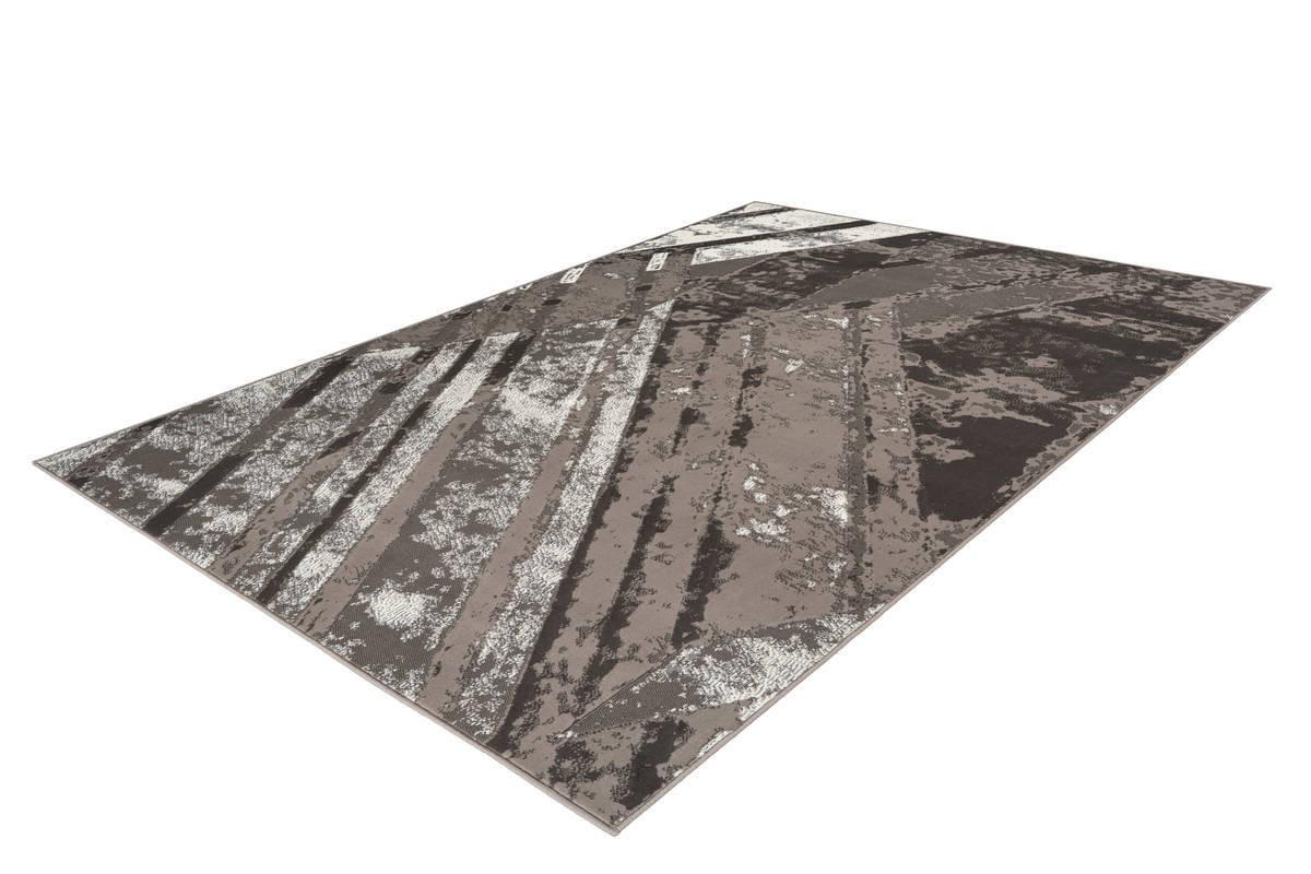 Tapis LUCIO Gris / Crème 160cm x 230cm2
