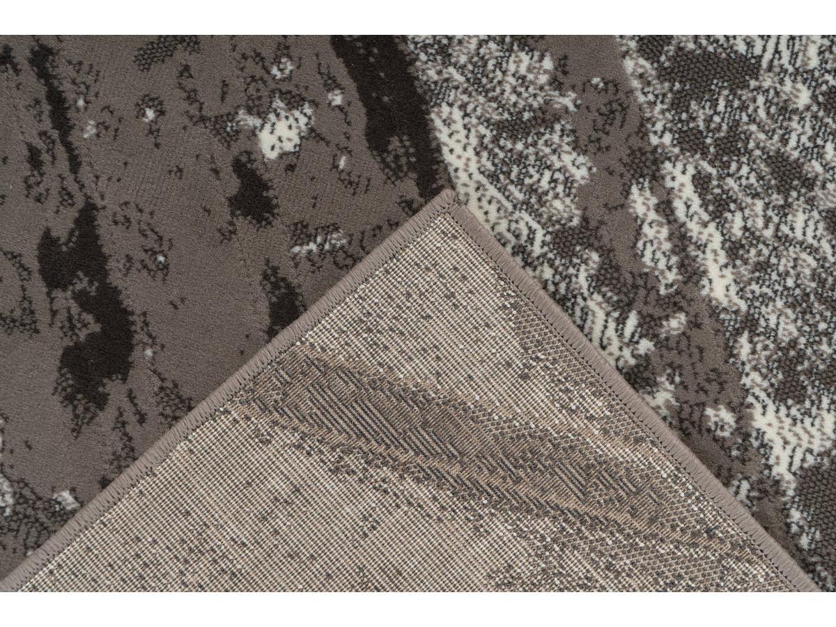 Tapis LUCIO Gris / Crème 160cm x 230cm5