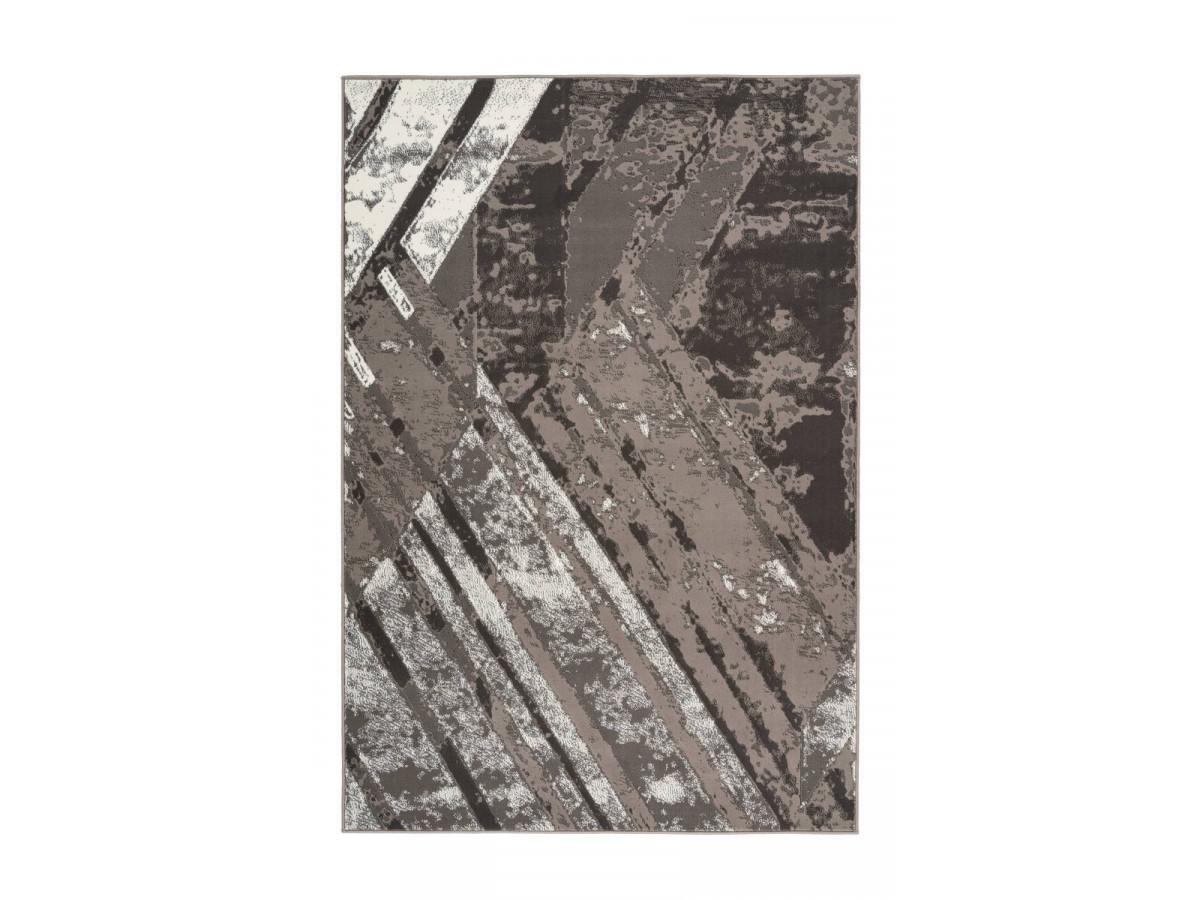 Tapis LUCIO Gris / Crème 200cm x 290cm3