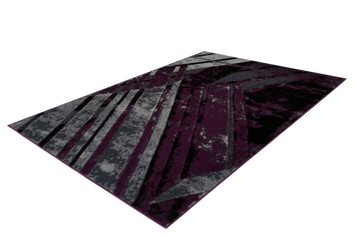 Tapis LUCIO Gris / Violet 200cm x 290cm2