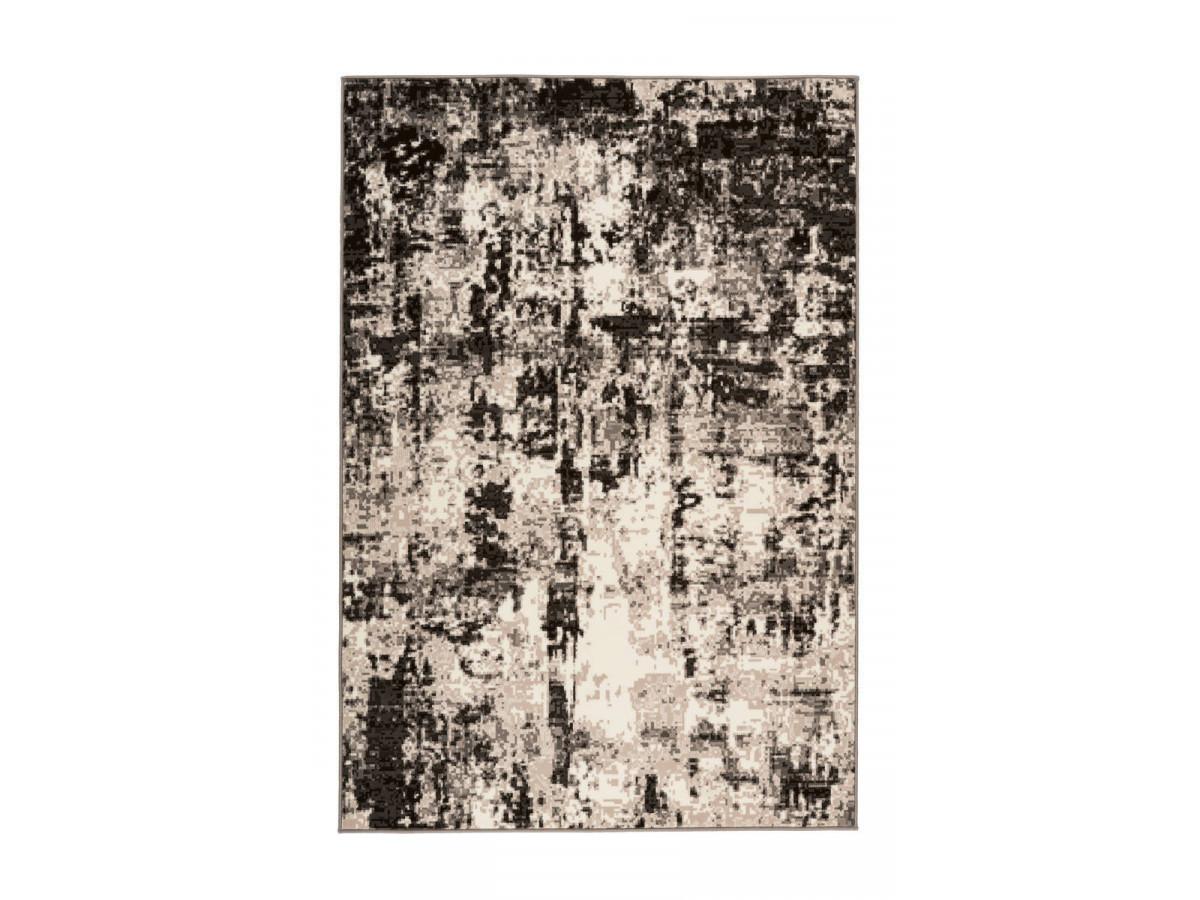 Tapis SANTOR Crème / Marron 120cm x 170cm3