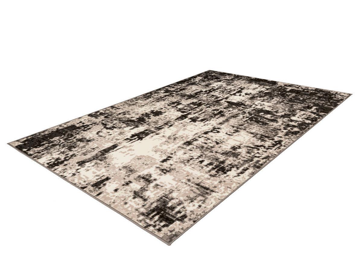 Tapis SANTOR Crème / Marron 200cm x 290cm