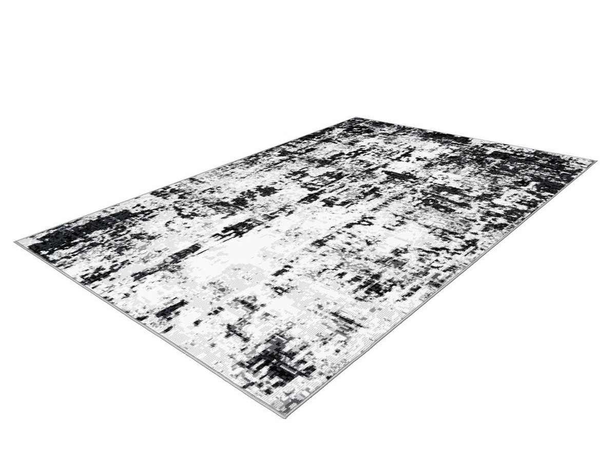 Tapis SANTOR Gris / Blanc 160cm x 230cm2