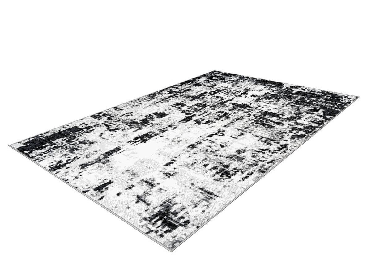 Tapis SANTOR Gris / Blanc 200cm x 290cm