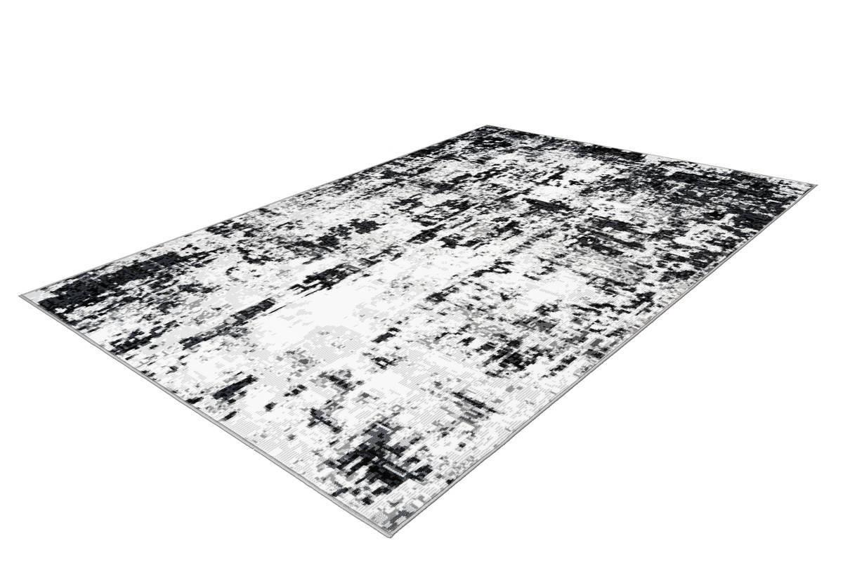 Tapis SANTOR Gris / Blanc 80cm x 150cm2