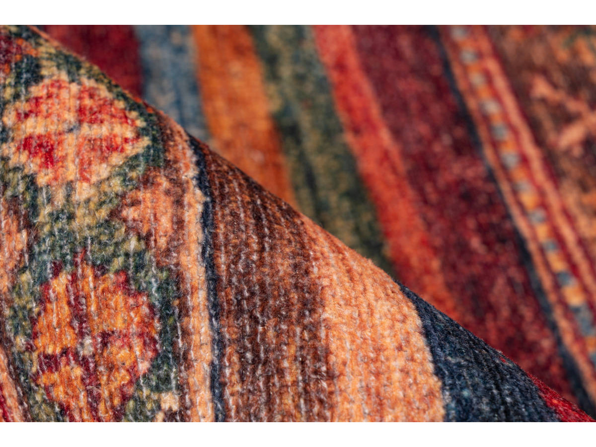 Tapis ASSA 3 Multicolor / Rouge 120cm x 180cm5
