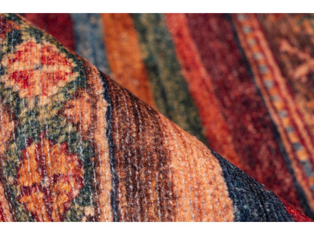 Tapis ASSA 3 Multicolor / Rouge 160cm x 230cm5