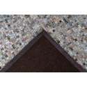 Tapis TORI Gris / Argenté 160cm x 230cm5