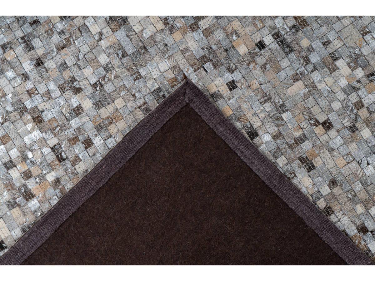 Tapis TORI Gris / Argenté 200cm x 290cm5