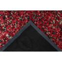 Tapis TORI Rouge / Doré 120cm x 170cm5