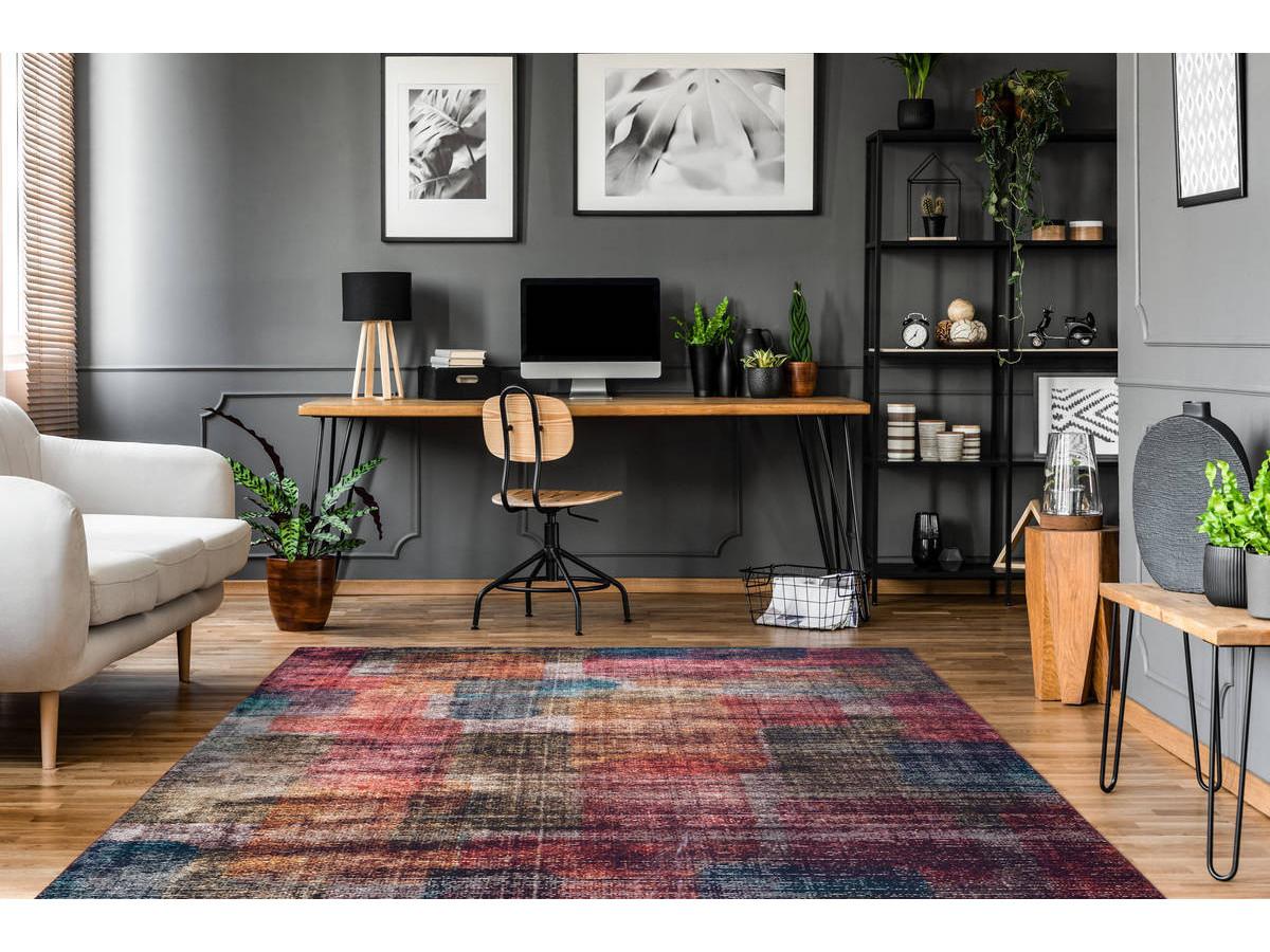 Tapis IDELIA 2 Multicolor 120cm x 180cm1
