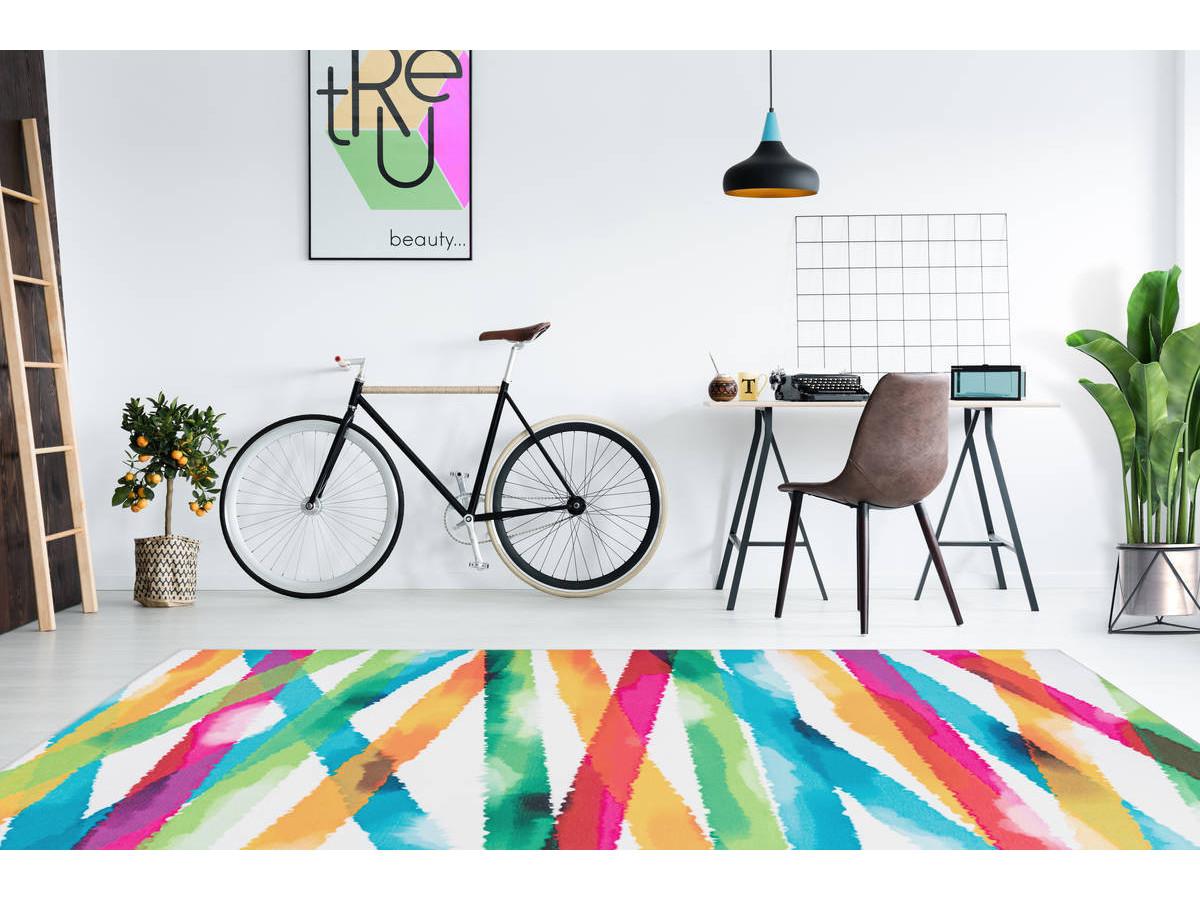 Tapis STRAPY Multicolor 120cm x 180cm1