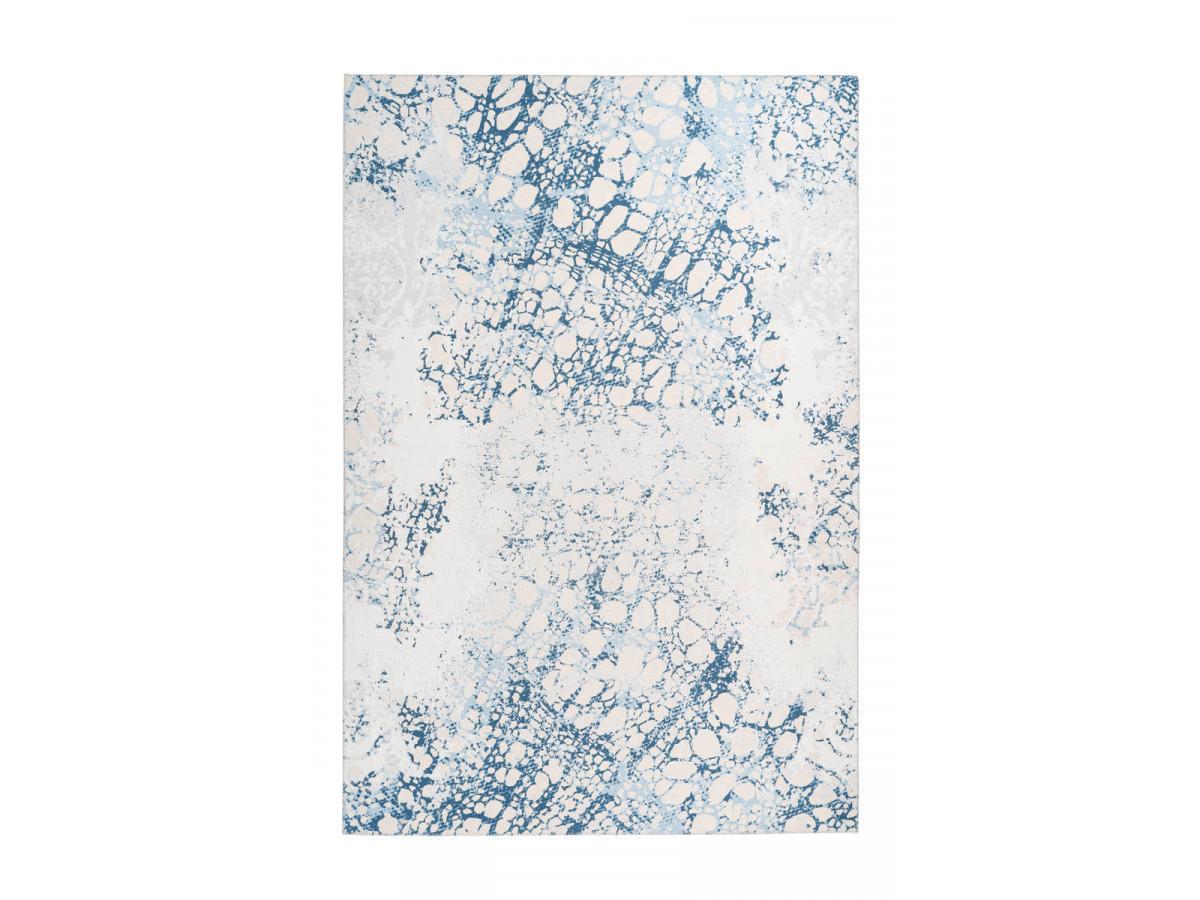 Tapis IDELIA Crème / Bleu 200cm x 290cm3