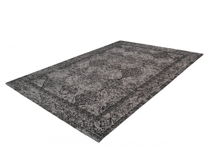 Tapis VINTO Gris / Noir 160cm x 230cm