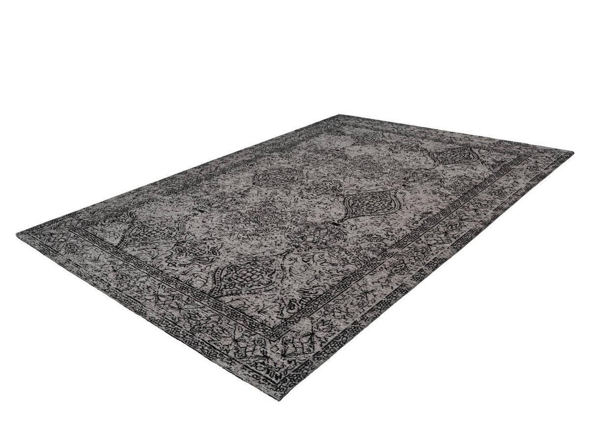 Tapis VINTO Gris / Noir 200cm x 290cm