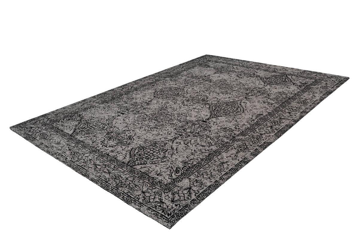 Tapis VINTO Gris / Noir 80cm x 150cm2